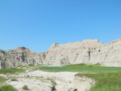 The Badlands image. Click for full size.