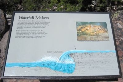 Waterfall Makers Marker image. Click for full size.