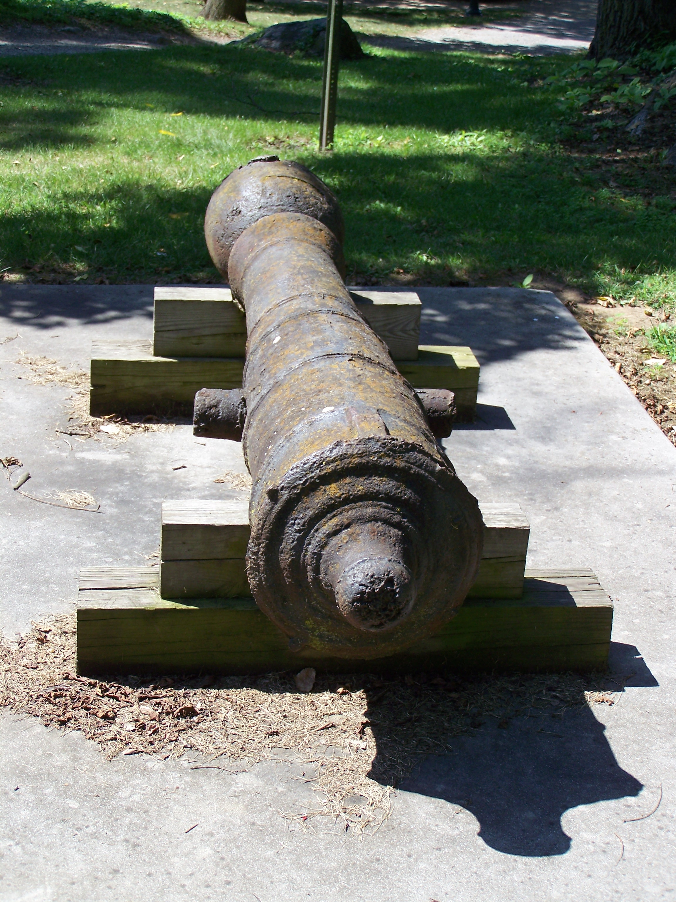 Mt. Aetna Cannon