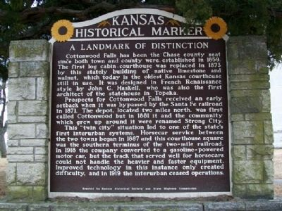A Landmark of Distinction Marker image. Click for full size.