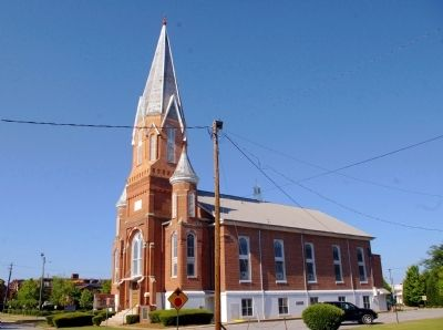 St. James AME Church image. Click for full size.