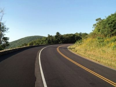Skyline Drive image. Click for full size.