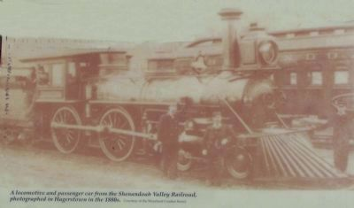 S.V.R.R. Locomotive image. Click for full size.