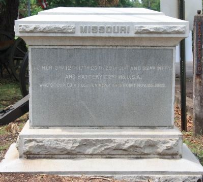 Missouri Monument image. Click for full size.