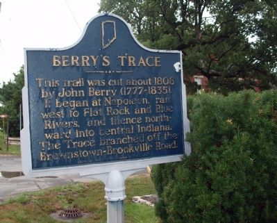 Berry's Trace Marker image. Click for full size.