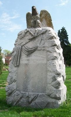 Cooper County World War Memorial image. Click for full size.