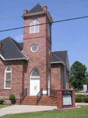 Mt. Olive Baptist Church image. Click for full size.