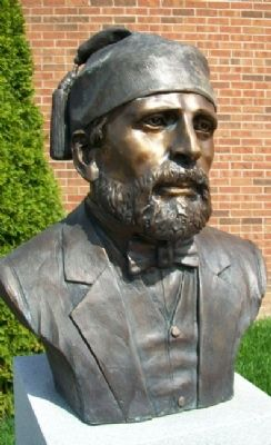 Frederick T. Kemper Bust image. Click for full size.