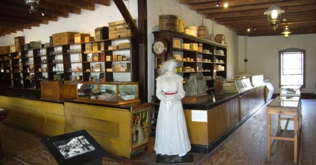 Tunstall-McSween Store image. Click for full size.