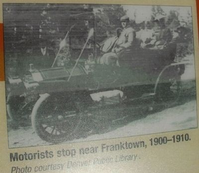 Early Colorado Automobiles image. Click for full size.