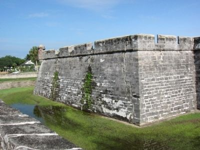 Southwest Bastion of the Castillo image. Click for full size.
