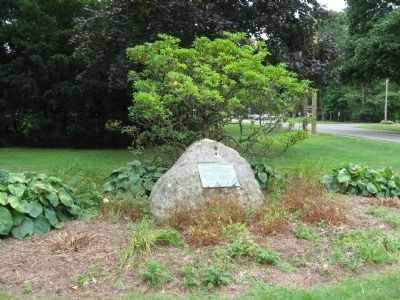 Wethersfield Settlers Memorial image. Click for full size.