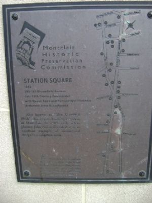 Station Square Marker image. Click for full size.
