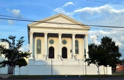 First Baptist Church of Eufaula image. Click for full size.