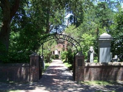 Calvary Episcopal Church Cemetery, as mentioned image. Click for full size.