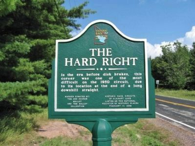 The Hard Right Marker image. Click for full size.
