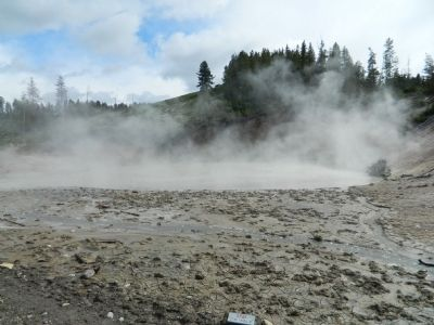 Mud Volcano image. Click for full size.