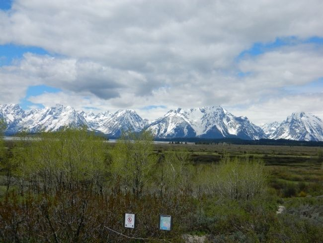 The Teton Range image. Click for full size.