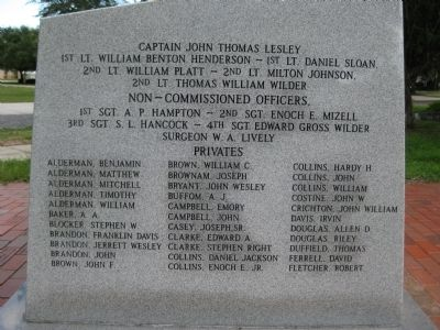 Cow Cavalry Memorial image. Click for full size.