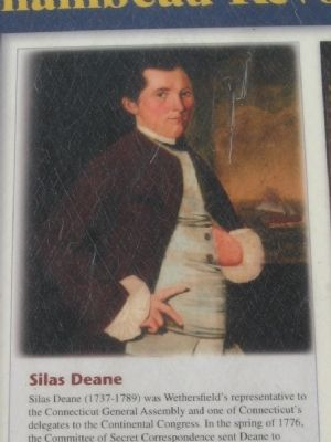 Silas Deane image. Click for full size.
