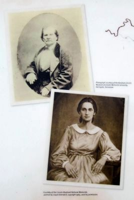 Thomas Lincoln & Nancy Hanks image. Click for full size.