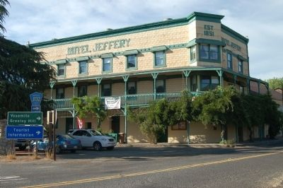 Jeffery Hotel image. Click for full size.