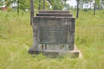 Battle of Shepherd's Plantation Marker image. Click for full size.