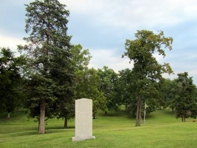 Army of the Ohio Monument image. Click for full size.