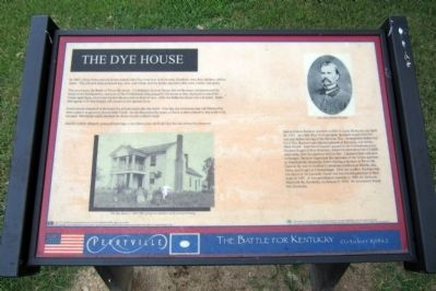 The Dye House Marker image. Click for full size.