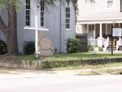 Site of the Surrender of Columbia, SC Marker image. Click for full size.