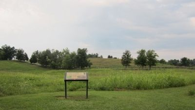 The Cornfield Marker image. Click for full size.
