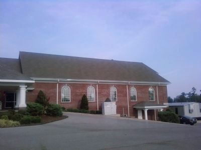Ford's Chapel United Methodist Church image. Click for full size.