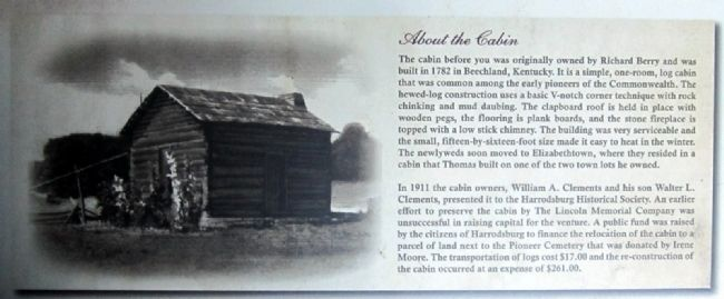 About the Cabin image. Click for full size.