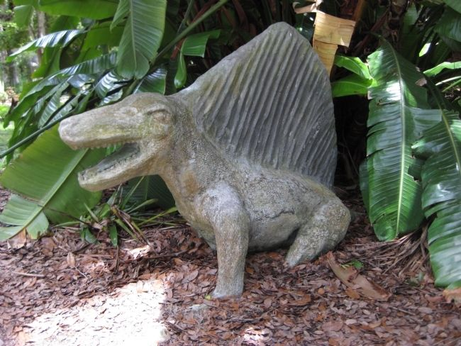 The Bongoland Dimetrodon image. Click for full size.