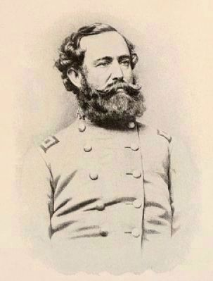 Cavalry Lieutenant General Wade Hampton (C.S.A.) image. Click for full size.