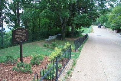 Missionary Ridge Historic District Marker image. Click for full size.