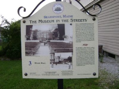 Union Hall Marker image. Click for full size.
