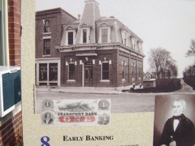 Early Banking Marker image. Click for full size.