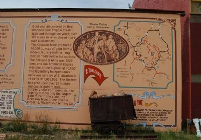 Welcome to Victor Colorado Marker, part #3 image. Click for full size.