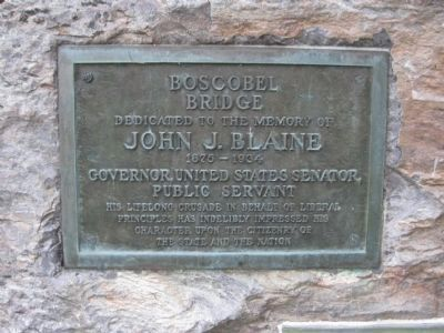 Boscobel Bridge image. Click for full size.