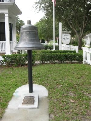 Bell #8 and Marker image, Touch for more information