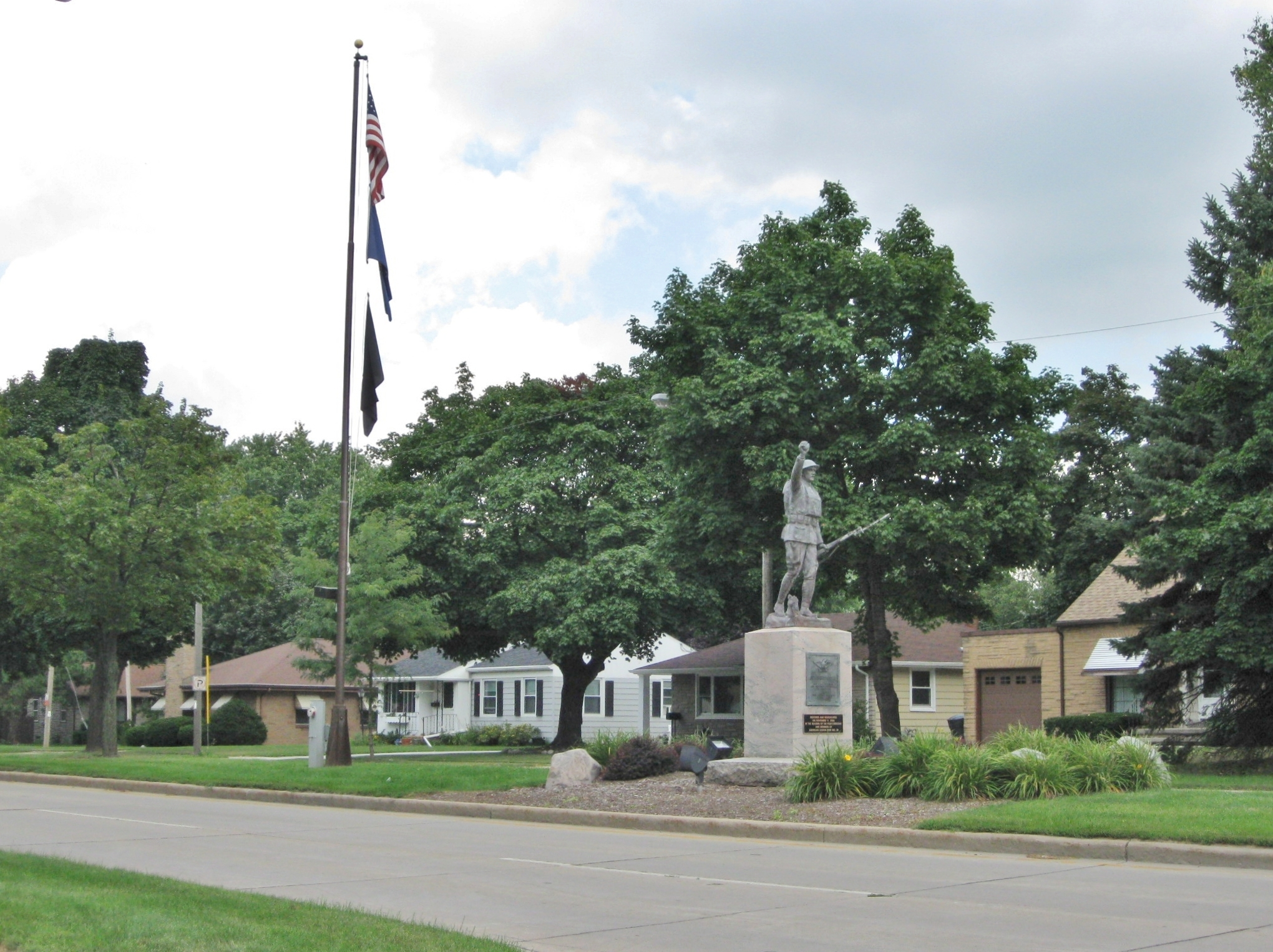 Outagamie County World War I Memorial