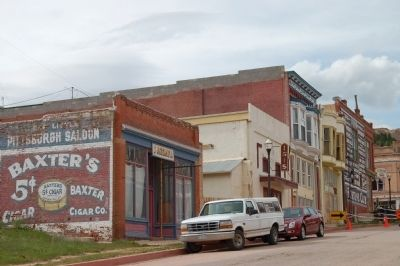 The west side of South 3rd Street image. Click for full size.