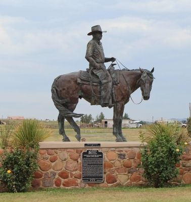 Sonoita Quarter Horse Show and Races Marker Photo, Click for full size