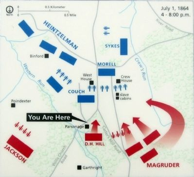 Confederate Attack image. Click for full size.