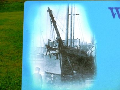 Schooner Lucerne Marker image, Touch for more information
