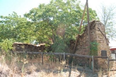 D. Ghirardelli & Co. Store Ruins image. Click for full size.