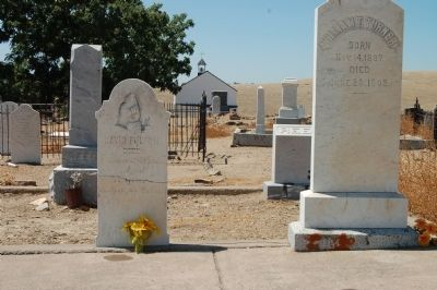 St Catherine Catholic Cemetery image. Click for full size.