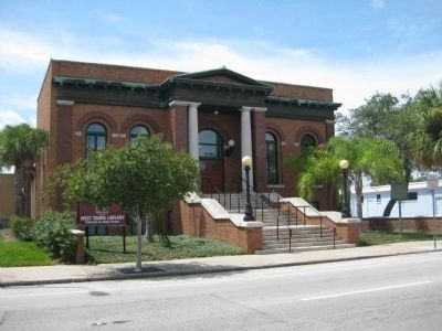 West Tampa Library image. Click for full size.