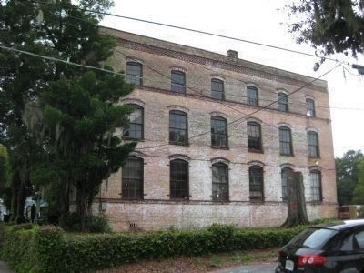 Morgan Cigar Factory image. Click for full size.